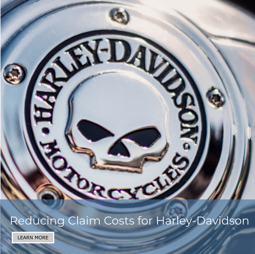Reducing Claim Costs for Harley-Davidson