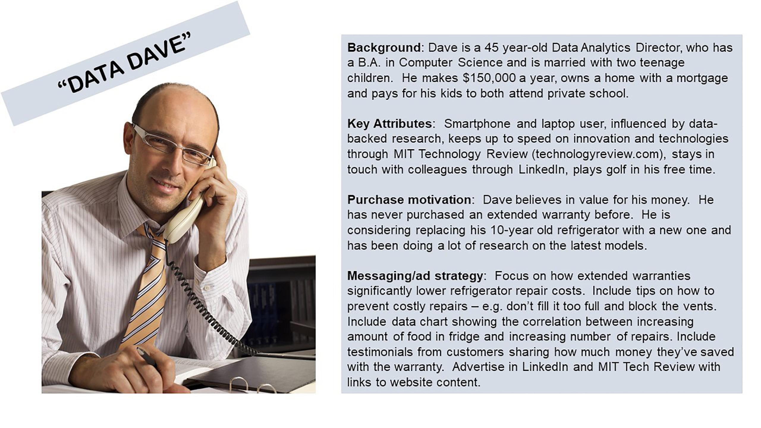 """""""Data Dave"""""""